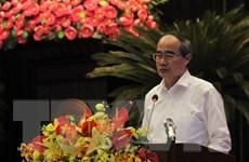 Thành phố Hồ Chí Minh tiến tới xóa bỏ các 'điểm đen' về rác thải