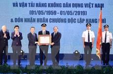 Thủ tướng dự Lễ kỷ niệm 60 năm thành lập Đoàn bay 919