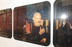 Ecuador sẽ trao tài liệu về ông chủ WikiLeaks Julian Assange cho Mỹ