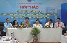 Đà Nẵng tìm giải pháp nâng cao chỉ số năng lực cạnh tranh
