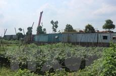 Hà Nội: Hoài Đức tập trung xử lý vi phạm trên đất nông nghiệp