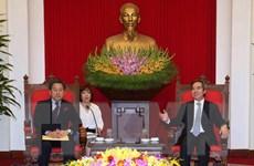 Việt Nam đề nghị JIBC nghiên cứu, mở rộng các khoản vay