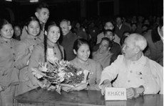 50 năm thực hiện Di chúc của Chủ tịch Hồ Chí Minh: Nghĩ về 5 lời thề