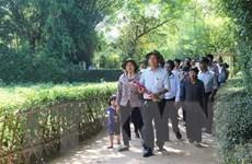Những ngày tháng Năm trên quê hương của Chủ tịch Hồ Chí Minh