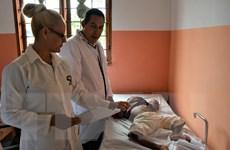 Đại sứ quán Việt Nam tại Tanzania làm từ thiện tại làng trẻ em mồ côi