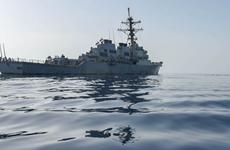 Hải quân các nước thuộc GCC và Mỹ tiến hành tuần tra vùng Vịnh