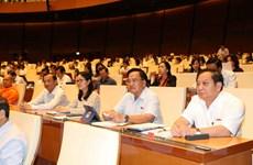 Kỳ họp thứ 7, Quốc hội khóa XIV: Thảo luận tại tổ về kinh tế-xã hội