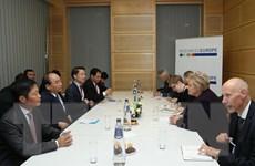 Thúc đẩy quan hệ hợp tác nhiều mặt giữa Việt Nam và Na Uy