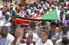 Hội đồng quân sự chuyển tiếp Sudan muốn sớm chuyển giao quyền lực