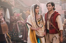 Sống lại hồi ức về Aladdin và cây đèn thần qua phiên bản người đóng