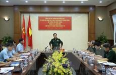 Bộ trưởng Bộ Quốc phòng Ngô Xuân lịch thăm, làm việc tại Binh đoàn 18