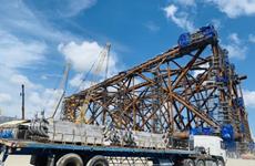 VPI cung cấp 58 tấn anode chống ăn mòn cho chân đế giàn khoan