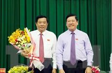 Ông Bùi Văn Nghiêm được bầu làm Chủ tịch HĐND tỉnh Vĩnh Long
