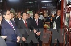 Đồng chí Hoàng Đình Giong - lãnh đạo tiền bối tiêu biểu của Đảng