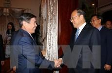 Tăng cường hợp tác giữa Thành phố Hồ Chí Minh và tỉnh Vân Nam