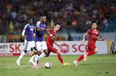 Đội bóng Thành phố Hồ Chí Minh vô địch lượt đi V-League 2019