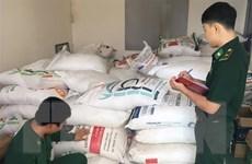 An Giang: Thu giữ gần 1 tấn đường cát nhập lậu từ Campuchia
