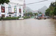 Khu vực Bắc Bộ mưa dông diện rộng, nguy cơ cao xảy ra lũ quét