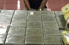 Biểu dương các đơn vị triệt phá đường dây ma túy tại Long An