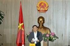 Phó Thủ tướng Vương Đình Huệ: Nâng tầm hội nhập kinh tế quốc tế