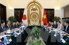 Đối thoại Đối tác chiến lược Việt Nam-Nhật Bản lần thứ 7