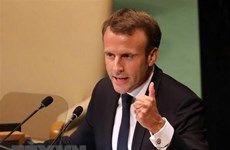 Tổng thống Pháp khẳng định 31/10 là hạn chót để Anh rời EU