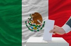 Bầu cử địa phương ở Mexico: Đảng Morena cầm quyền giành thắng lợi