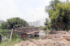 Gian nan khép kín đường Vành đai 2 Thành phố Hồ Chí Minh