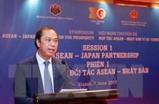 Nhật Bản và ASEAN - đối tác gần gũi, quan trọng của nhau