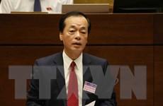 Bộ trưởng Bộ Xây dựng Phạm Hồng Hà thẳng thắn nhận trách nhiệm