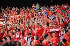 """Cổ động viên Việt Nam sẽ """"nhuộm đỏ"""" khán đài trong trận gặp Thái Lan"""