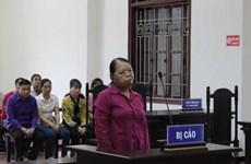 13 năm tù giam cho đối tượng lừa đảo xin việc ở cơ quan nhà nước