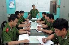 Ban hành chính sách đối với chiến sĩ Công an thôi phục vụ trong ngành