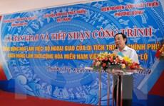 Quảng Trị tiếp nhận công trình Nhà làm việc Bộ Ngoại giao
