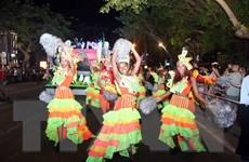 Lễ hội Carnaval đường phố tại Đà Nẵng: Sôi động và ấn tượng