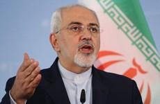 Ngoại trưởng Iran: Chính sách gây sức ép của Mỹ đã bị suy yếu