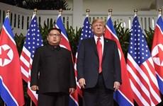 [Mega Story] Nhìn lại một năm sau cuộc gặp Mỹ-Triều tại Singapore