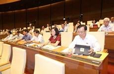 Thông qua Nghị quyết phê chuẩn quyết toán ngân sách nhà nước năm 2017