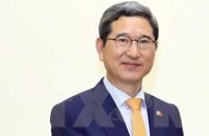Trao Huân chương Hữu nghị cho Chủ tịch Nhóm Nghị sỹ hữu nghị Hàn-Việt