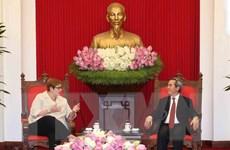 Thúc đẩy quan hệ hợp tác chiến lược giữa Việt Nam và Australia