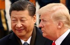 Khả năng về cuộc gặp thượng đỉnh Mỹ-Trung bên lề hội nghị G20