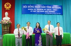 Thủ tướng phê chuẩn Chủ tịch Ủy ban Nhân dân tỉnh An Giang