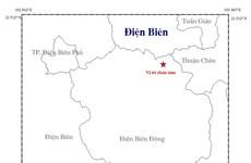 Lại xảy ra động đất tại Điện Biên, người dân cảm nhận rõ rung lắc