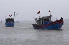 Vùng biển từ Bình Thuận đến Kiên Giang đề phòng lốc xoáy và gió giật