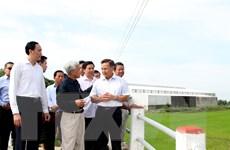 Việt Nam sẵn sàng chia sẻ kinh nghiệm phát triển nông nghiệp với Lào