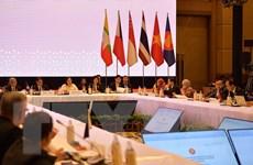 Các Bộ trưởng Kinh tế ASEAN thảo luận về Hiệp định RCEP