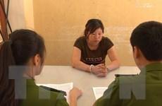 Phá đường dây mua bán phụ nữ từ Mộc Châu sang Trung Quốc