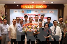 Gặp mặt giao lưu báo chí cộng đồng người Việt Nam tại Đức