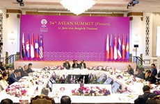 Thủ tướng Nguyễn Xuân Phúc dự Phiên toàn thể Hội nghị Cấp cao ASEAN 34