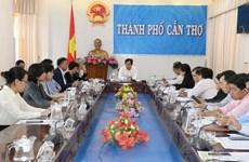 JICA khảo sát số liệu về lĩnh vực nông nghiệp tại thành phố Cần Thơ
